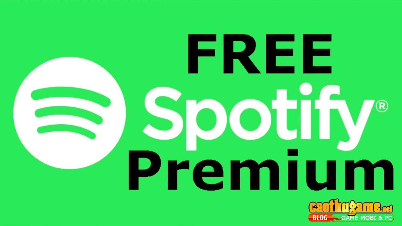 Chia sẻ tài khoản trả phí Spotify miễn phí