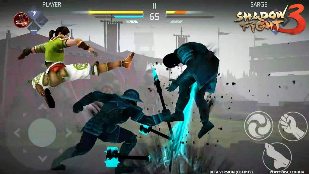 APK Shadow Fight 3 MOD