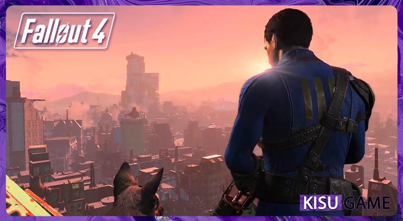 Fallout 4 - Xem lại lối chơi của Game thế giới mở khoa học viễn tưởng