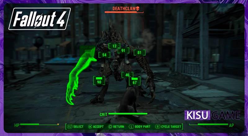 VATS - Đánh giá Game Fallout 4