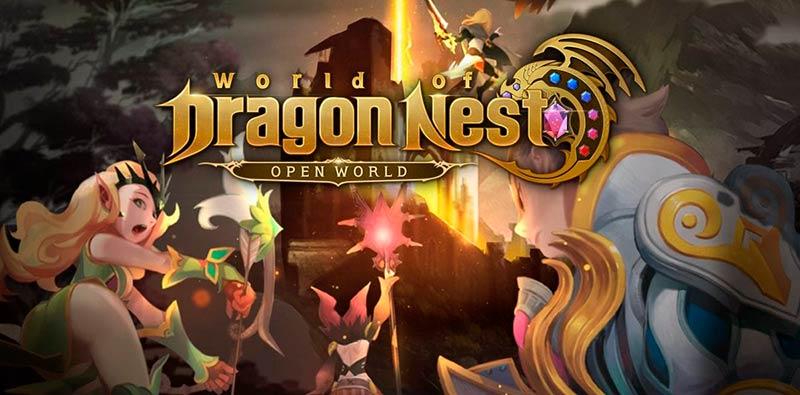 World of Dragon Nest Việt Nam - Siêu phẩm game online thế giới mở 2020