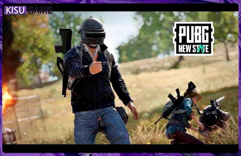 PUBG: New State - Gameplay tạo nhân vật và đồ họa cực nét