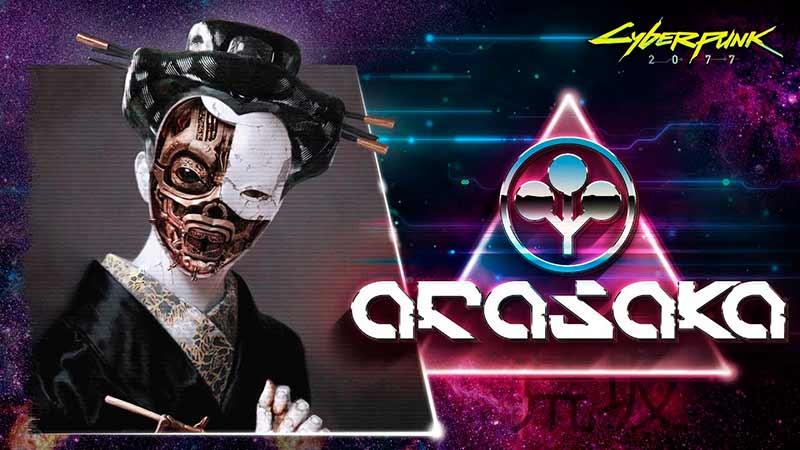 Cyberpunk 2077 đánh giá tập đoàn lớn nhất là Arasaka