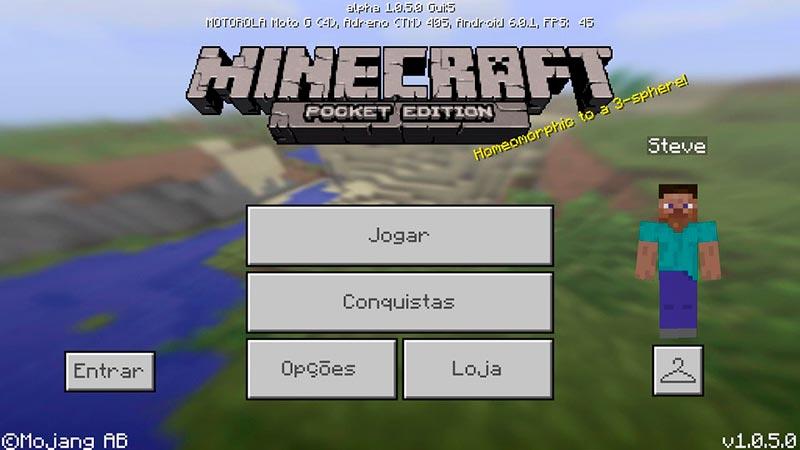 Minecraft 1.0 - Phiên bản nguyên thủy nhất