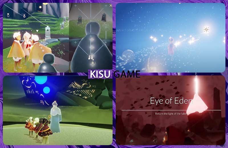 Các Eders tranh giành ánh sáng, tạo ra sự hỗn loạn trong cốt truyện của Game Sky Children of The Light