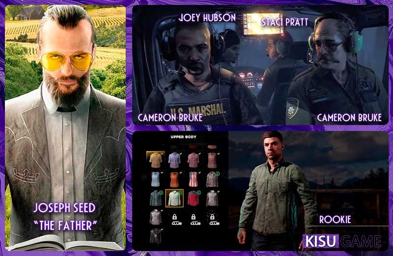 Far Cry 5 - Cốt truyện Game sinh tồn huyền thoại ngày tận thế trở lại