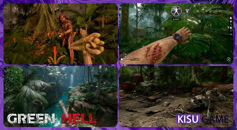Green Hell - Tóm tắt cốt truyện game sinh tồn nhập vai Green Hell nổi tiếng