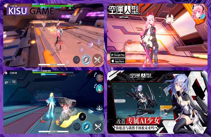BeatLess Mobile hàng đầu Game anime chiến đấu mới nhất năm 2021