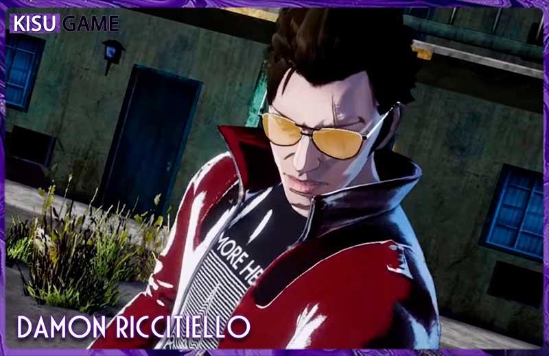 Damon Riccitiello - Nhân vật chính trong Game No More Heroes 3