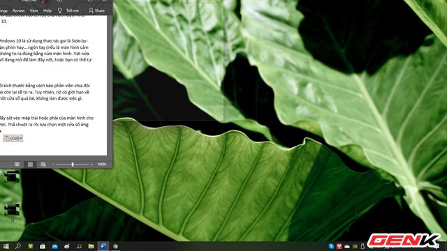 Windows 10 có chức năng chia đôi màn hình giống như trên macOS, thậm chí còn linh hoạt hơn - Hình 7.