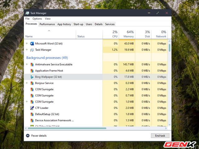 Microsoft đã phát hành ứng dụng Bing Wallpaper với hình ảnh stock khổng lồ cho Windows 10 - Ảnh 8.