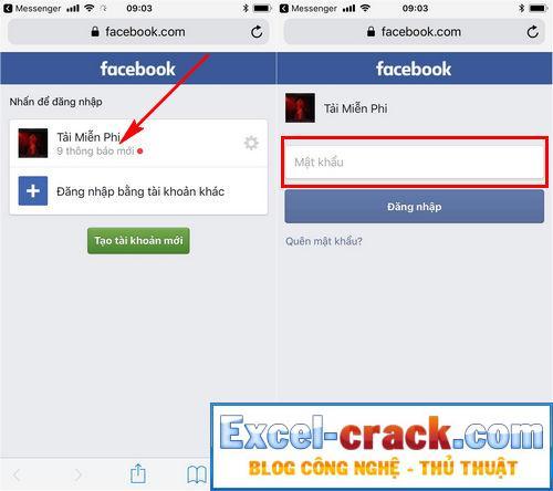 Cách xóa tài khoản Facebook trong Vienam 2