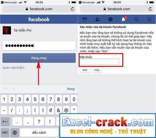 Cách xóa facebook thành viên 3