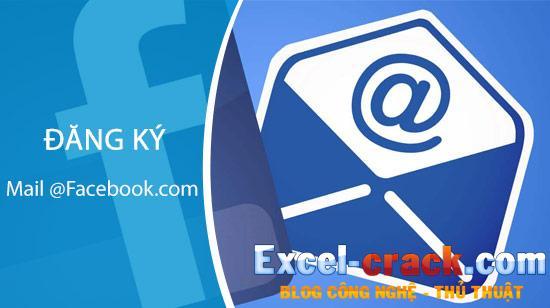 Cách đăng ký địa chỉ mail facebook