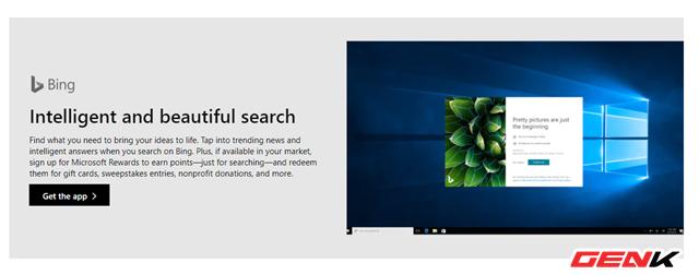 Microsoft đã phát hành ứng dụng Bing Wallpaper với kho hình ảnh khổng lồ cho Windows 10 - Ảnh 1.