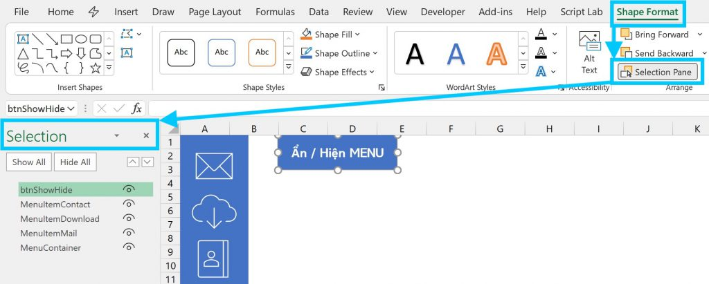 how-to-menu-convert-dong-dep-in-excel-04