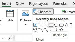 Cách tạo menu chuyển động đẹp mắt trong Excel