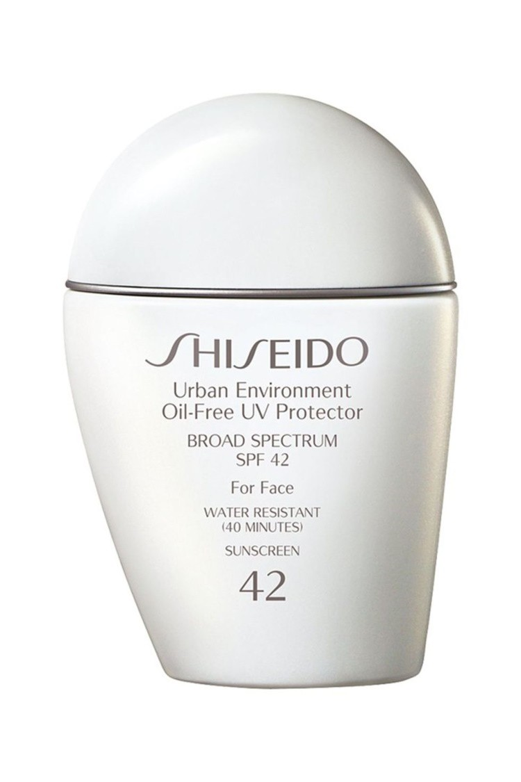 Kem chống nắng Shiseido Urban Environment Oil-Free UV Protector Broad Spectrum SPF 42 For Face
