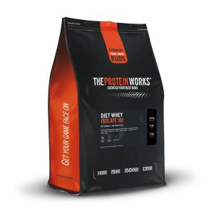 Sữa tăng cơ The Protein Works Whey Protein Isolate 90