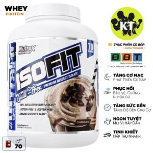 ISOFIT Whey Protein Isolate của Nutrex