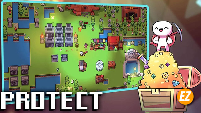 Download Game Forager – Game đồ hoạ 2D nổi tiếng của Steam