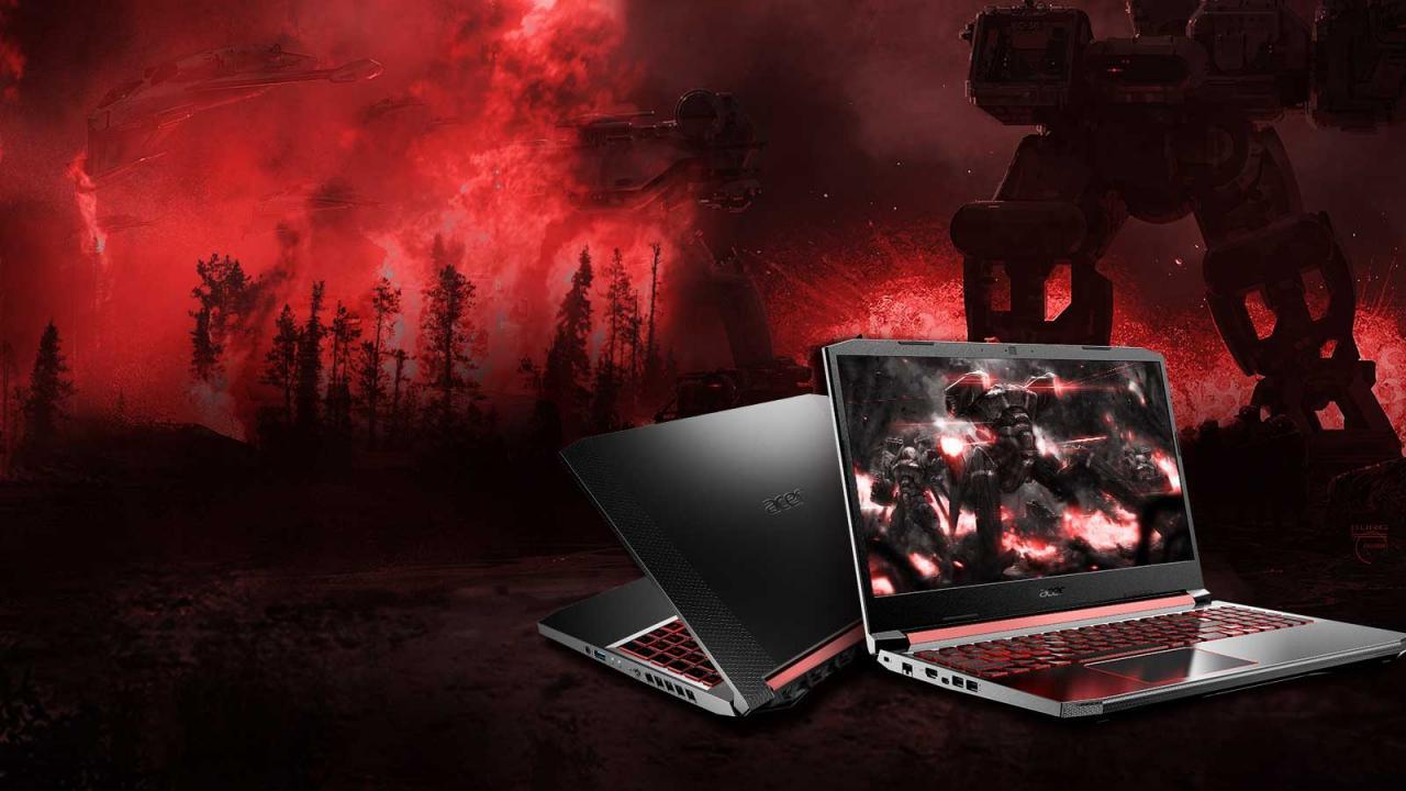 Tổng quan Laptop Acer Nitro 5 AN515-54-59WX (NH.Q59SV.012) 7