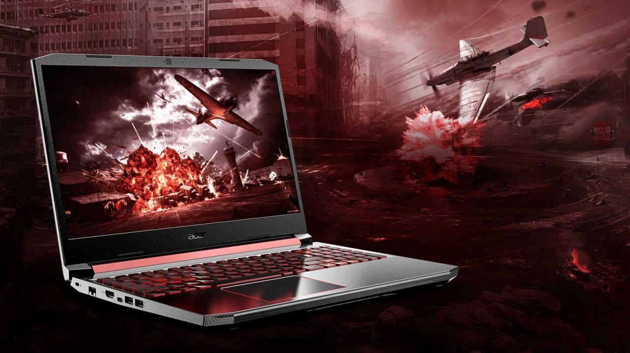 Tổng quan Laptop Acer Nitro 5 AN515-54-59WX (NH.Q59SV.012) 6
