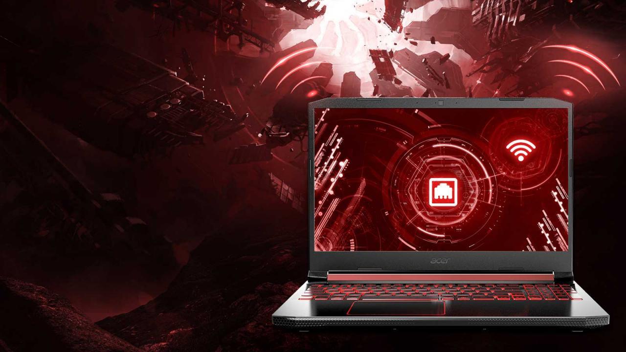 Tổng quan Laptop Acer Nitro 5 AN515-54-59WX (NH.Q59SV.012) 5