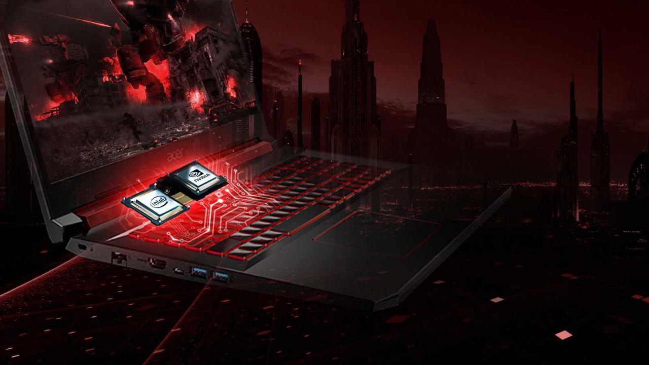 Tổng quan Laptop Acer Nitro 5 AN515-54-59WX (NH.Q59SV.012) 2