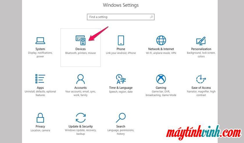 nhấn tổ hợp phím đơn giản Windows + A