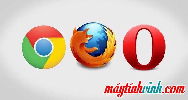 Trình duyệt web Chrome / Firefox hoặc Opera