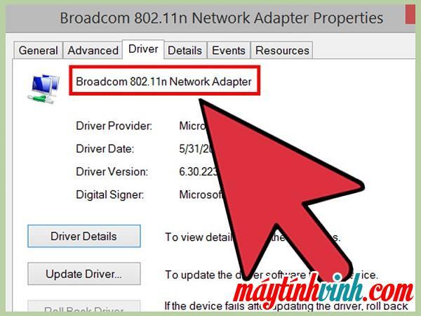 Hướng dẫn cài đặt driver wifi cho Laptop Hp