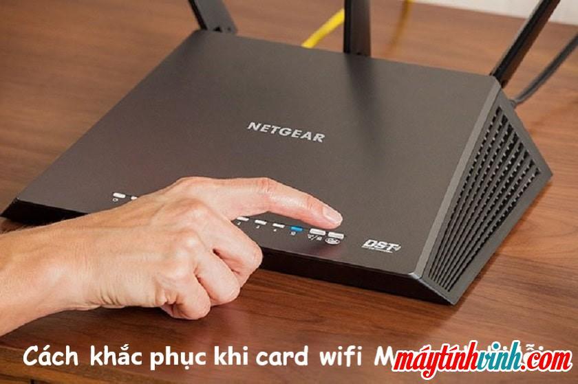 Kiểm tra mạng Wifi