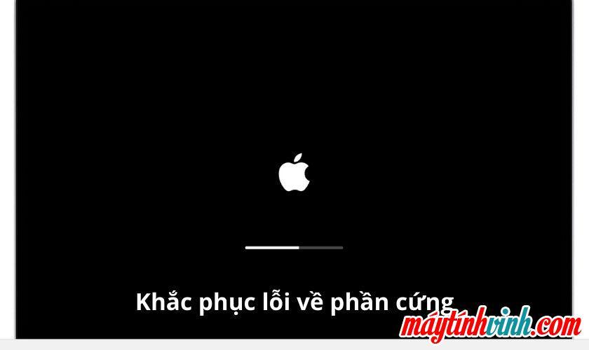 ổ cứng iMac bị lỗi