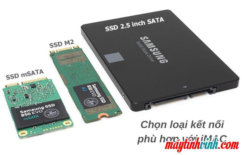Chọn loại kết nối ổ cứng phù hợp