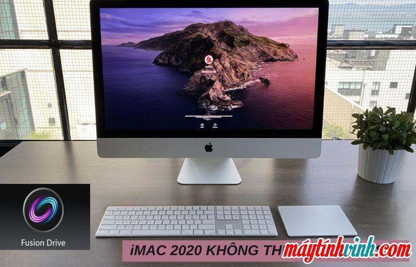 Dòng iMAC nào có thể nâng cấp SSD