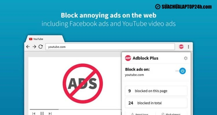 Adblock Plush Free Ad Blocker