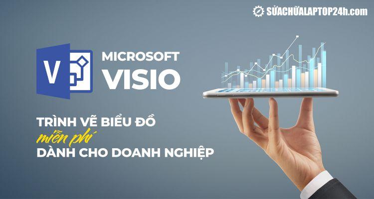 Trải nghiệm Microsoft Visio thuận tiện hơn trong trình duyệt