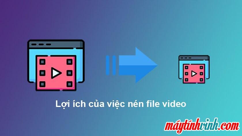 Lợi ích của việc giảm kích thước video là gì?