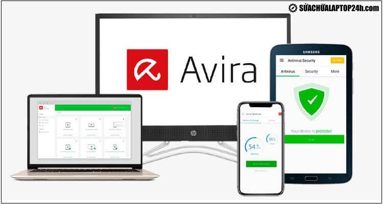 Avira Free Security dành cho Windows
