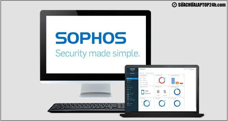 Sophos Trang chủ miễn phí