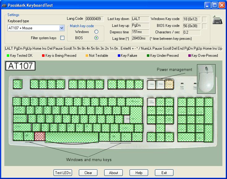 Cách sửa bàn phím bị hỏng hoặc bị chập.