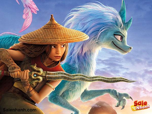 Raya and The Last Dragon salenhanh