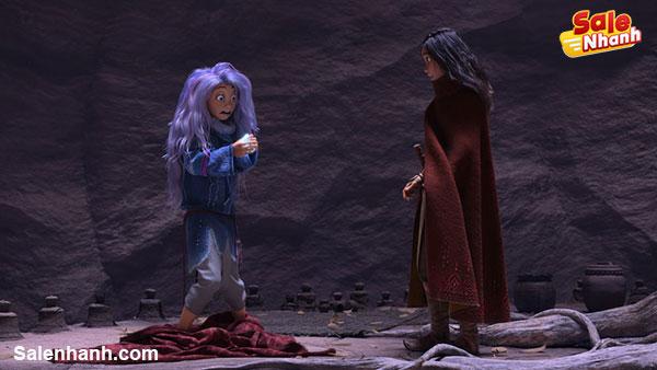 Giới thiệu Raya và Con rồng cuối cùng