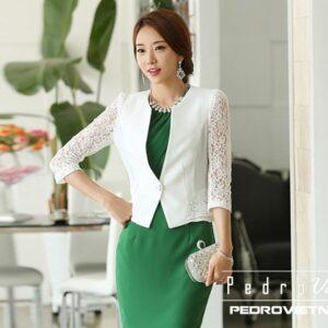 Áo vest nữ cách điệu dạng lửng đẹp hết nấc cho nàng công sở