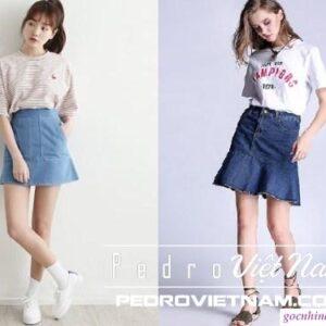 Cách mix chân váy thời trang thu đông tạo phong cách trẻ trung cá tính