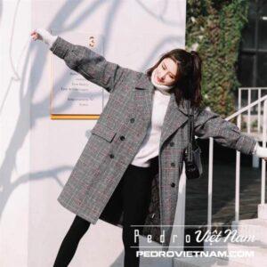 Đánh giá Top 12 cách phối đồ với áo khoác măng tô nữ thu đông đẹp nhất