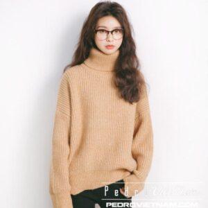 Đánh giá Top 10 mẫu áo len nữ form rộng dáng dài đẹp nhất thu đông 2019-2020