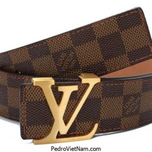 Những chiếc thắt lưng da Louis Vuitton Super Fake