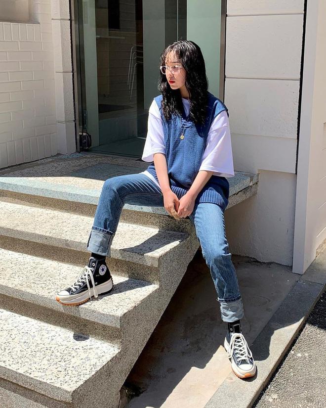 Cách phối đồ với giày Converse nữ